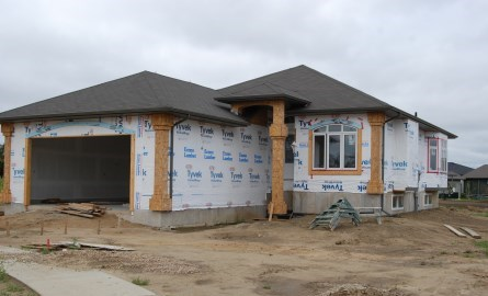 Single Family Home Construction