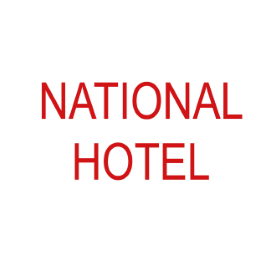 View National Hotel Logo
