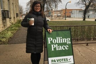 Resident voting in the municipal election