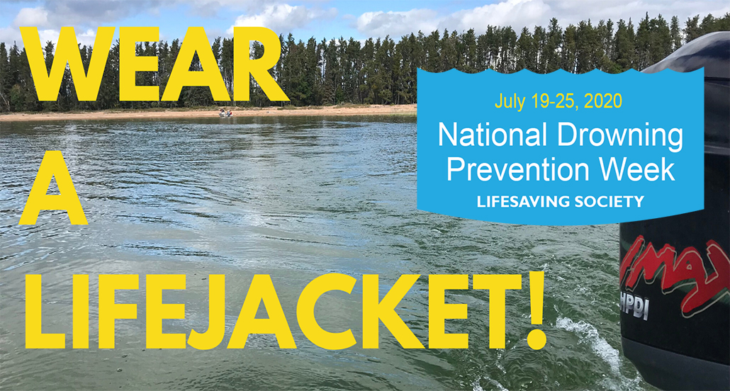 National Drowning Prevention Week