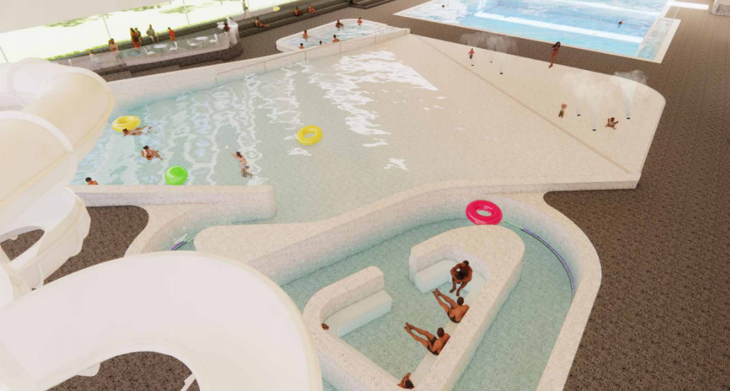 Aquatic and Arenas Recreation Centre