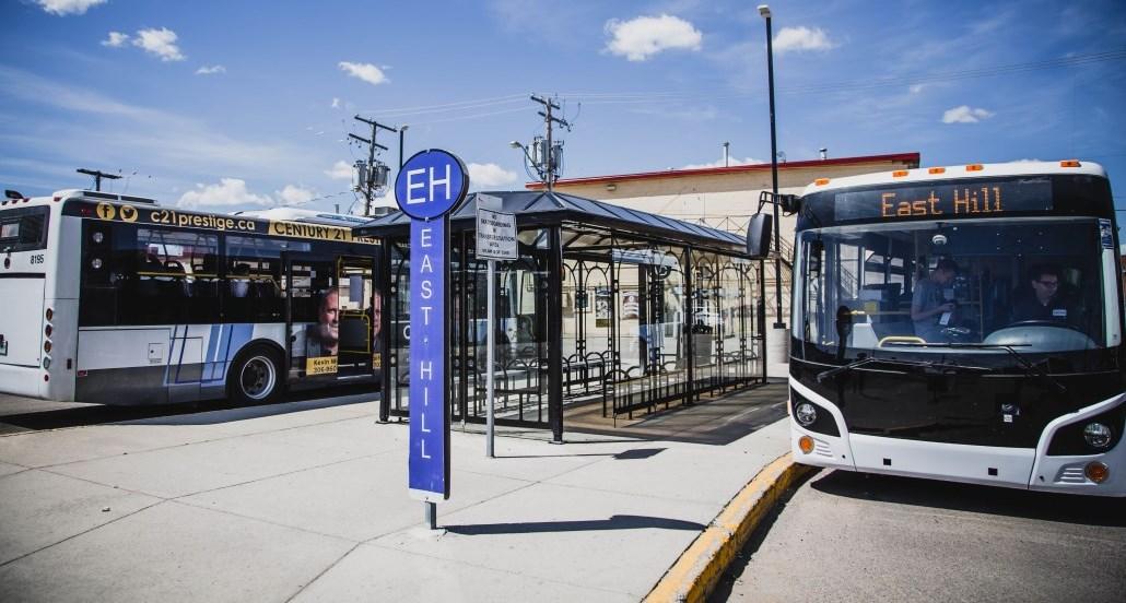 transit transfer station