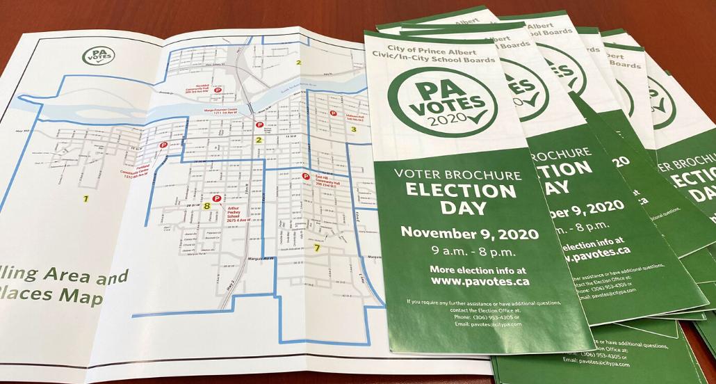 voter brochures